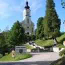 cerkev sv.Petra in Pavla nad Cvetlinom