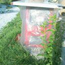 centralna peč še vedno zapakirana pri Pužo