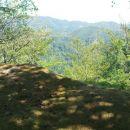 pogled z vrha na Brezovo goro