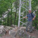vrh Ravne gore