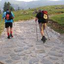 na 1400 m,cesta za vikat
