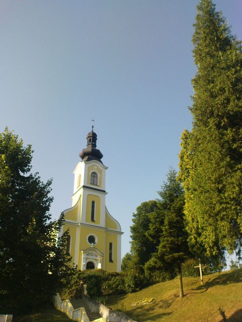 Sv.Peter in Pavel nad Cvetlinom