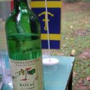 pri naši mizi je blo kar malo gužve, smo meli super vino Zvonka Arnečiča:-))