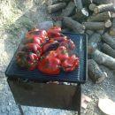 pečena paprika