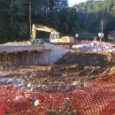 novi most bodo naredli v Dobrini