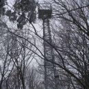 vrh z raglednim stolpom