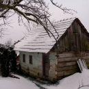 zapuščenih hišk