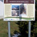 smo tudi na Marijini romarski poti