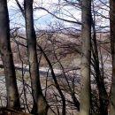 most pri Borlu,pogled z desnega brega Drave