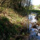 tudi v tej dolini potok čist :-)