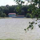 jezero v Podlehniku