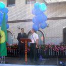 naš župan g.Jurgec jim je zaželel prijazno dobrodošlico