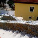obnova stopnic v polnem teku