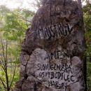 spominska skala našemu generalu