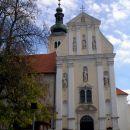 od leta 1854 je bil samostan v kompleksu zaporov,šele 2001 ga je cerkev dobila nazaj