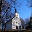 cerkvica v sončku