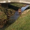 mlinček pod mostom