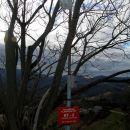 vrh Zgornjega huma