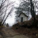 kapelica malo pod vrhom