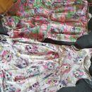 Oblekica in pajac HM, lepo ohranjeno, 134-140