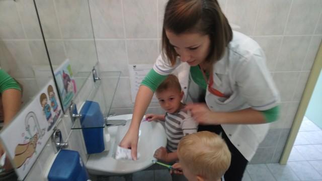 Zobna preventiva-Levčki - foto
