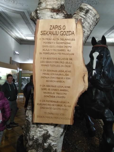 Tehniški dan - Vrhnika 3. 10. 2018 - foto