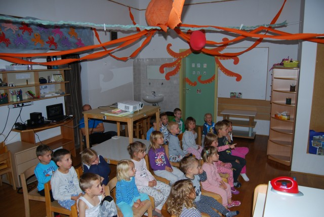 Noč v vrtcu - Hobotnice - foto