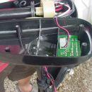 Pomoč ribičem - snet kabelček