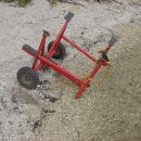 Voziček za spravljanje mini-12 v vodo in iz vode