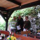 Prvi trije - Lanski skupni zmagovalec Marko letos 'večni drugi'