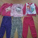 pižame 2-4 leta