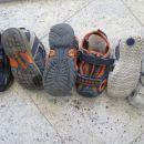 čevlji sandali št.26 in28
