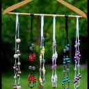 Ogrlice (s keramičnimi perlicami)
