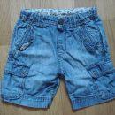 Jeans kratke hlače Zara 86 - 3€