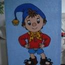 Slika Spiderman-a in Nodi-ja