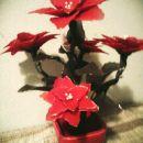 Rožice iz najlona