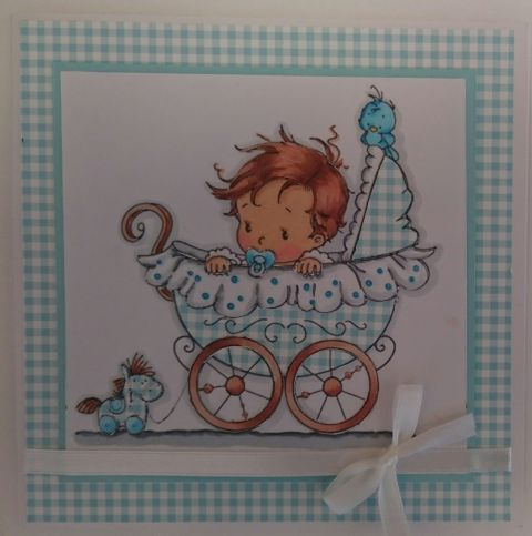 Baby cards - foto