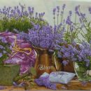 servetki - rože