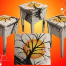 Poslikava stolčkov - štirinožnikov