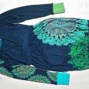 Deaigual zimska tunika št.S primerna tudi za M ker je zelo raztegljiva 35€