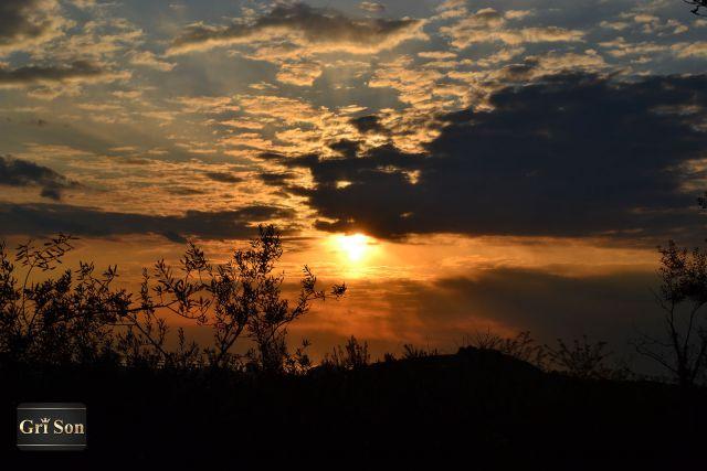 Ranč sončni zahod