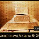 koliko zlata