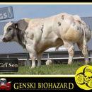 genski biohazard