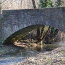 Most čez Osapsko reko