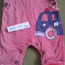 56-68-dojenčkasta oblačila za fantka