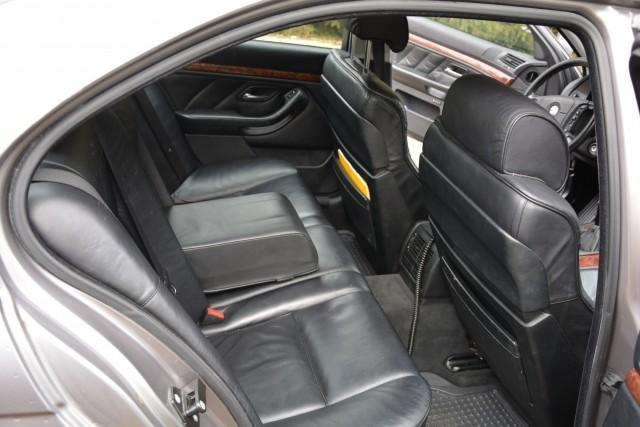 BMW E39 528i + LPG - foto
