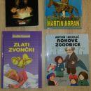Priročnik za klatenje, Martin Krpan, Zlati zvončki, Rokove zgodbice