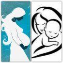 bodoče in novopečene mamice :-)