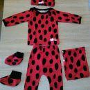 pustni kostum za dojenčka (3-6 mes.), 15€