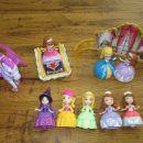 Komplet figur princesa Sofia, Disney